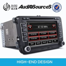 car cd dvd player for VW golf car stereo with bluetooth HD video 1080p SD USB phonebook 3G TV