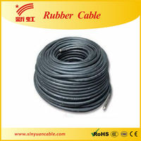 70mm 95mmm 120mm 150mm 185mm Flexible rubber cable