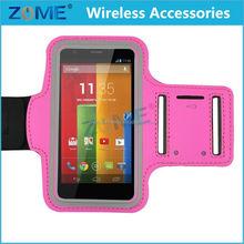 Portable for Moto E cell phone armband
