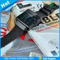 2015 androide teléfono reloj con 3g. Gps. Fm. Fuction bluetooth
