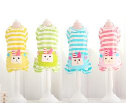 Pet Fashion Cartoon Bunny T Shirt Summer Dog Clothes Wholesale Products Dog Items