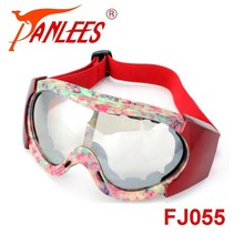 Panlees UV400 Protective Men's Dirt Bike Motorcross Goggles Wholesale Sunglasses China Motorcross Glasses