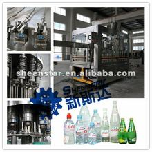 Purre/Mineral water production plant/line/equipment