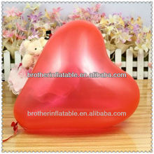 Red Heart Shape Latex Balloons Birthday Party Wedding Decoration