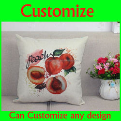 Wholesale 100% cotton fabric waterproof Mr & Mrs' bed sleeping pillow cloud & bubble pillow protector