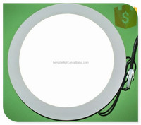 Factory hot selling long lifespan 3-4-6-9-12-15-18-24W smart led flat panel lighting