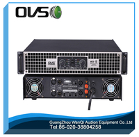 AD Series 800W to 3600W Class D Professional Power Amplifier for hot Sale