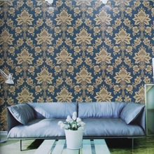 water resistant plant wallpaper luxury european style wall paper