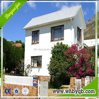 Low cost export prefab container house prefab