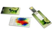 promo gifts Plastic USB sound card /usb 2.0 interface flash drive