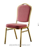 banquet iron chair