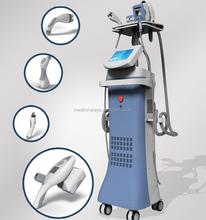Vacuum RF slimming machine with 4 hand pieces