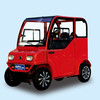 2015 New Hot Popular Environmental Protection MINI Electric Tricycle With 4 Passenger Seat