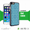 2015 Best selling cell phone products gel case for iphone6 case