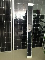 Custom made 30w flexible solar panel sunpower cell