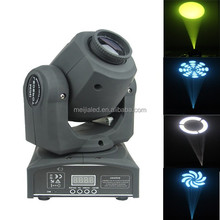 Inno pocket spot copy 12w dmx512 mini moving head star laser light