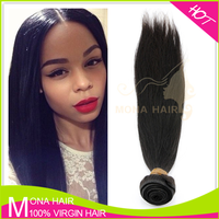 Wholesale Price Raw Indian Temple 100% Pure Virgin Remy Straight Hair