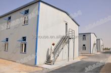 Luce a buon mercato case mobili in acciaio/edificio prefabbricato casa made in china