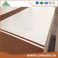 Cabinet Grade 18mm Colourful Melamine Faced MDF