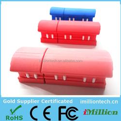 Coffin shape usb sticks 16 gb/pen drive 16 gb/usb flash drive 16 gb cool shape usb