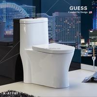 pedestal pan,white color toilet,K-A11167