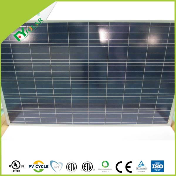 250w poli melhor preço por watts de painéis solares