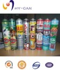 insecticide aerosol empty tin can manufacturer Guangzhou