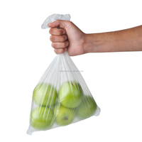 Hdpe fruit bag on roll