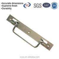 XCWY custom aluminum parts door handle set