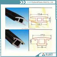 Door weather seal/silicone rubber strips/epdm rubber seals