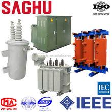 SAGHU 24~27.5kv vacuum circuit breaker for outdoor mounted
