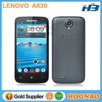 "WiFi Touch Screen Mobile Phone Cheap Price Lenovo Phone Smartphone Factory 8MP 5"" IPS Quad Core 3G Lenovo A830"