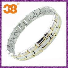 pulsera de moda 2013 8 pulsera de la joyería tienda de alibaba radiación de protección contra caídas de sangre pulsera magnética