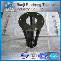 wholesale price high quality Titanium Electrode/Titanium Anode for Water treatment