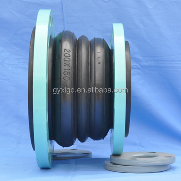 JGD Double-Sphere Rubber Expansion Joint