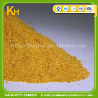 High protein powder yellow corn gluten meal feed grade for animal