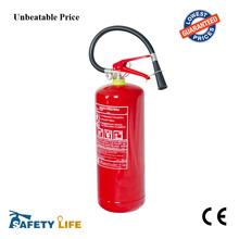 Lucha contra el fuego/fuego extinguidor/extintor de polvo seco