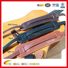 """Guitar Strap, Leather, Vintage style, 3/4"""" Width, Guitar Belt, Gift for Guitar, Present For Guitarist, Hand-made"""