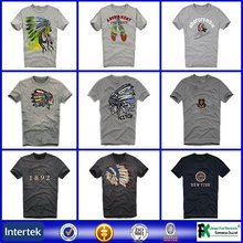 The world's highest discount cheap price brand name t shirt men