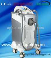 Chinese Apolo Med CE& ISO approved beauty machine epilation laser