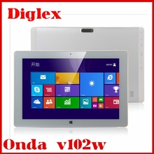 New Onda V102w 10.1inch Tablet PC WIFI OTG 2B RAM 32GB ROM Intel Atom CPU Z3735 Quad Core 5MP Camera 8200mah battery
