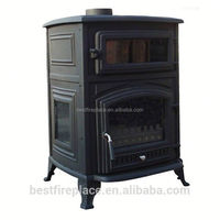 Hot Sale cast iron wood stove oven