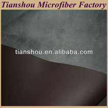 1.2mm 3-5 years hydrolysis microfiber leather for sofa
