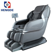 deluxe shiatsu massage chair/zero gravity massage recliner chair/pedicure bed electric
