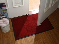 Eco-friendly home entrance PVC mat