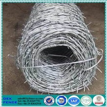 ISO factory direct selling cheap galvanized barbe