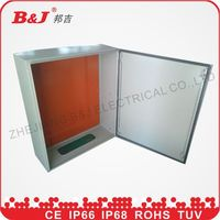 high quality IP66 electric panel box control panel metal electric control panel