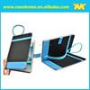 mix color leather case for ipad mini2