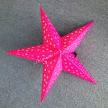 Star paper lantern assortment