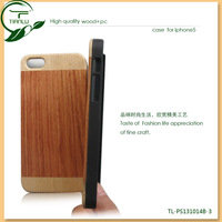 for iphone wooden case,100% natural wood for iphone,Factory Popular High Quality Cellphone Case for iphone 5 case customized